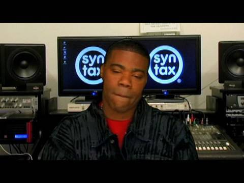 SyntaxShort: Tracy Morgan on The Peanut Butter & Jelly Party