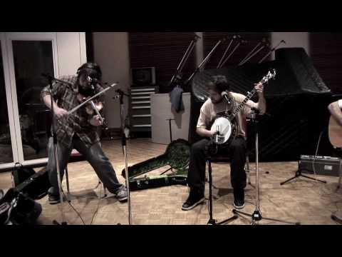 Trampled by Turtles - Feet and Bones (Live on The Local Show)