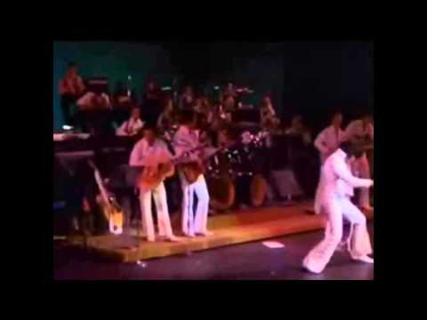 "ELVIS FANTASAY+TRAVIS LEDOYT ""I,M IN LOVE"" (ALL SHOOK UP) HD REMIX LIVE"