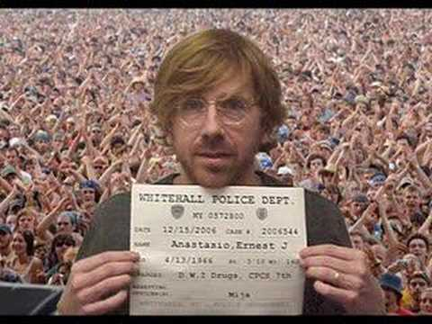 Trey Anastasio: The Jam Scene Outlaw