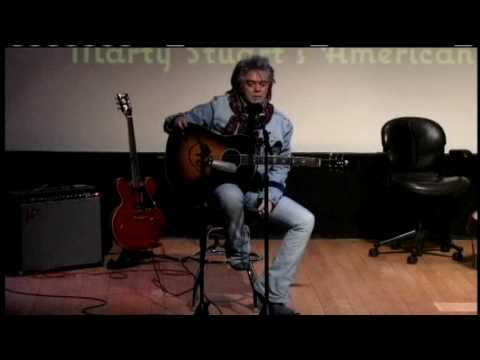 "Songwriters to Soundmen - Marty Stuart Performing ""Dark Bird"" (Tribute to Johnny Cash)"