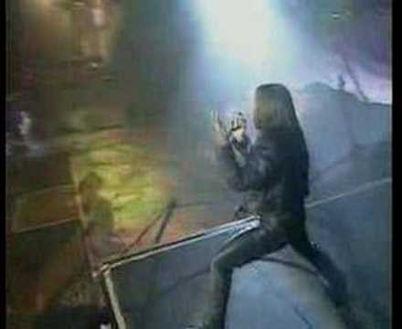 Iron Maiden - The Trooper Live Raising Hell