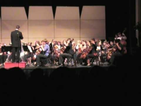 Tucson High School Symphony Orchestra