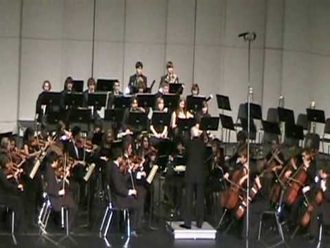 Brahms Symphony No. 3 - Poco allegretto - Tulsa Youth Symphony