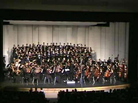 Joy to All the World (Video 1 of 2) - Tulsa Youth Symphony with ORU Oratorio Chorus and Orchestra