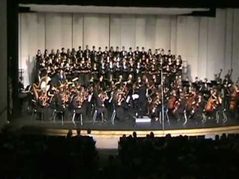 Holiday Moods, Suite No. 3 (Video 1 of 2) - Tulsa Youth Symphony with ORU Oratorio Chorus and Orchestra