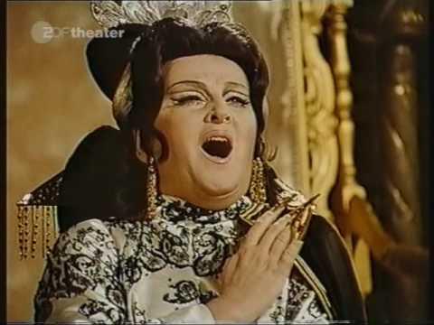 """Birgit Nilsson & Franco Corelli """"In questa reggia"""" Turandot"""