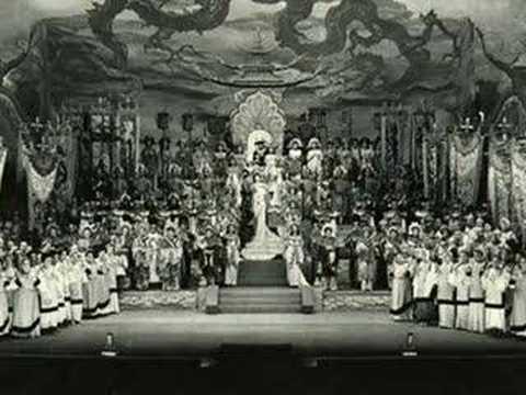 Maria Callas - Turandot (Buenos Aires, 1949)