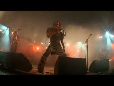 TURISAS - The Dnieper Rapids (Live at Nummirock 2008)