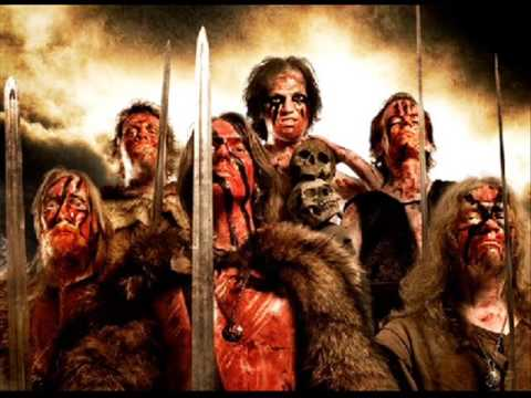 Turisas - Cursed be iron