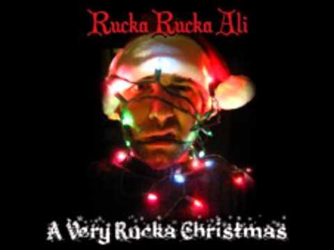 "Rucka Rucka Ali`s Parody ""Twas the night before kwanzaa"""