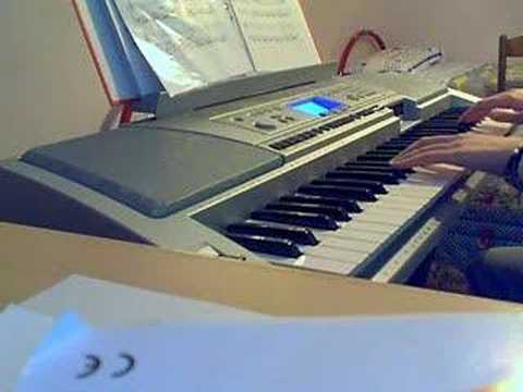 Moonlight sonata - Beethoven (Simple version)