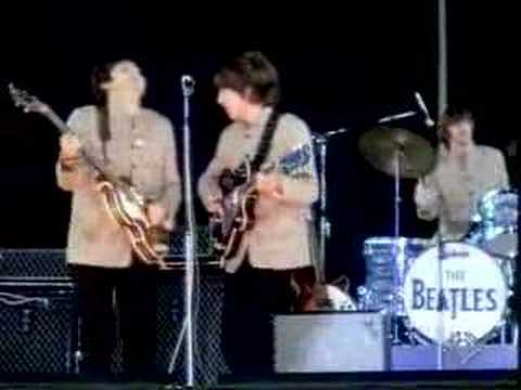 Beatles - Twist & Shout (live in 65)