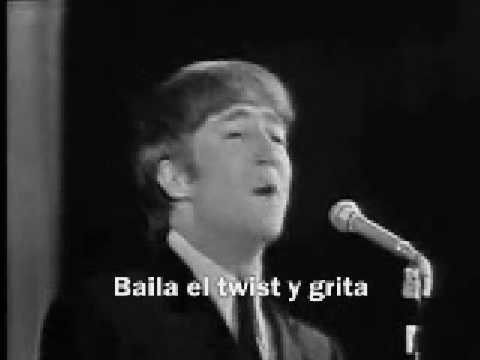 The Beatles - Twist And Shout ( subtitulado )