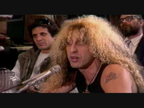 Dee Snider (Twisted Sister) Defends Metal In The Senate (Full)