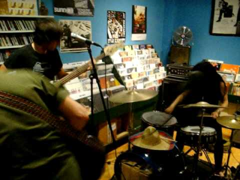 "Ty Segall - ""I Wear Black"" - Permanent Records instore"