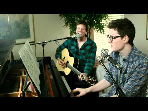 Katy Perry / Matt Cardle - Firework - Tyler Ward and Alex Goot (Acoustic Cover)