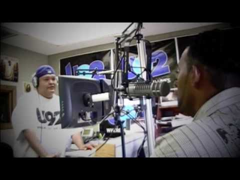 Jutbox interview @ U92 w/ DJ Poetik C