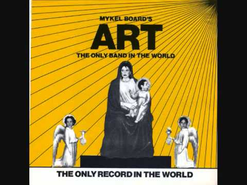 Art, The Only Band In The World - The Only Record In The World (Side B)