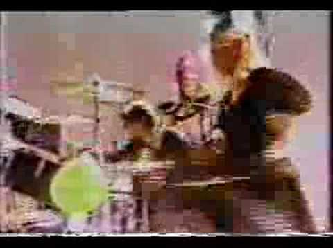 UK Subs - Party In Paris ( Promo Video )