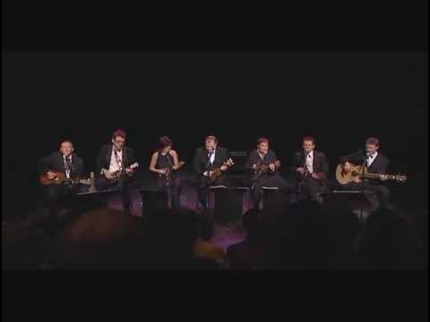 Ukulele Orchestra of Great Britain - Hard to Handle