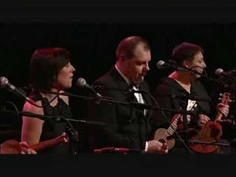 Le Freak - The Ukulele Orchestra of Great Britain