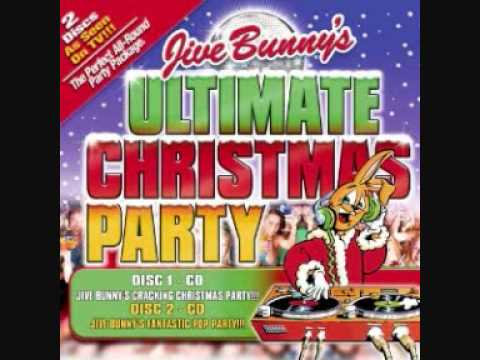 jive bunny`s ultimate christmas party cd 1 part 2 .wmv