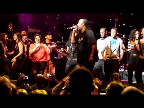 The Sugarhill Gang - Rappers Delight - Live in London 2010