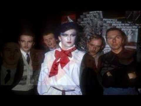 VISAGE - MOON OVER MOSCOW
