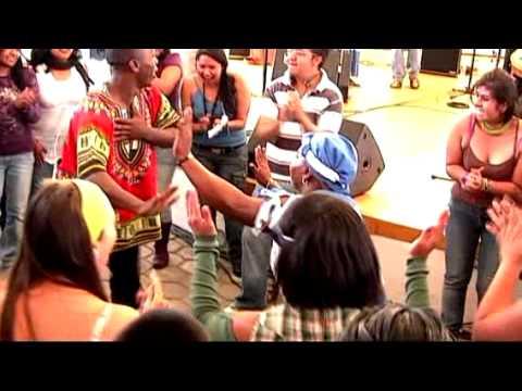 Cierre de Apertura del Festival `Ollin Kan 2010` UACM/SLT(01)