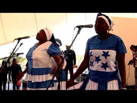Cierre de Apertura del Festival `Ollin Kan 2010` UACM/SLT(03)