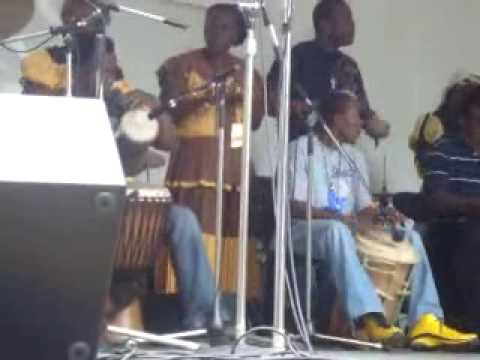 Umalali & Garifuna Collective with Idy Oulo(Cameroon) Africa