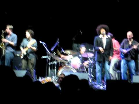 Without Words (not complete song) - Kids on a HIll - Mullins Center 4-17-11