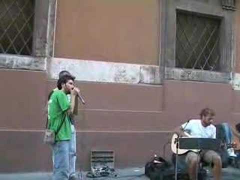 UMBRIA JAZZ - artisti di strada 2 - armonica a bocca