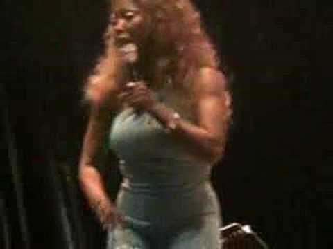"""You got the Love"" Rufus feat. Chaka Khan UMBRIA JAZZ `07 - TONI GREEN"