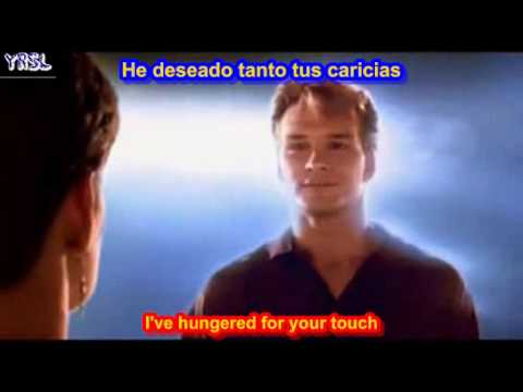 unchained melody Ghost ( SUBTITULADA ESPA�OL INGLES )