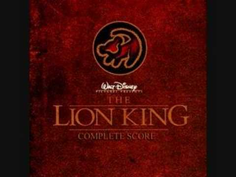 Under the Stars - Lion King Complete Score