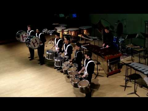 THUD: Drums at War - Drumline Battle