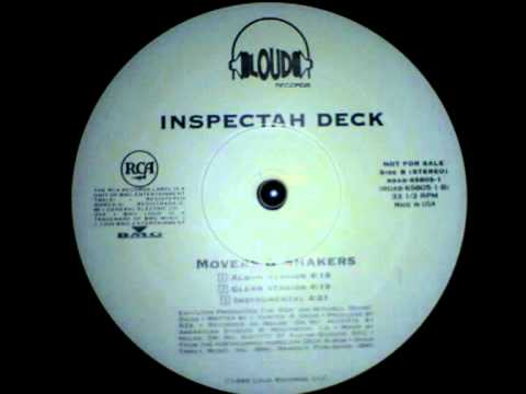 Inspectah Deck - Movers & Shakers (RZA Instrumental) (1999) [HQ]