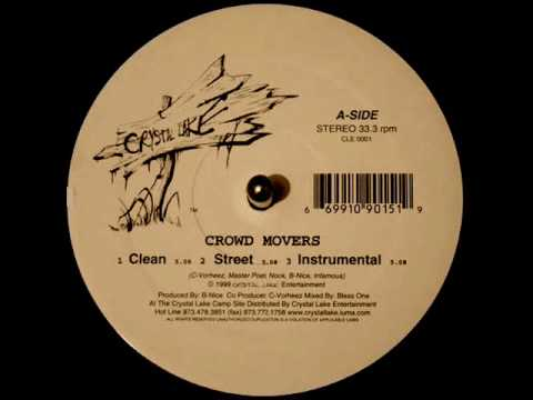 C-Vorheez-Crowd Movers Ft. Master Poet & Nook (Dirty)
