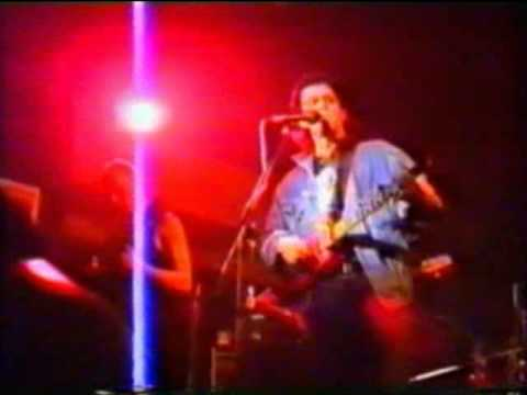 Lou Reed & Velvet Underground Revival : Pale Blue Eyes / White Light, White Heat , Prague 1990