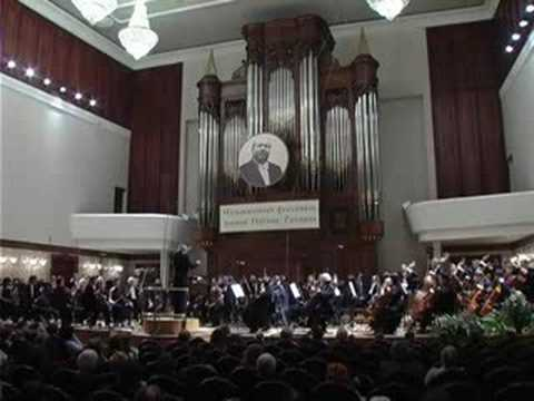 "Franz Schubert 8 Symphony ""Unfinished"" mvmt 2 (2)"