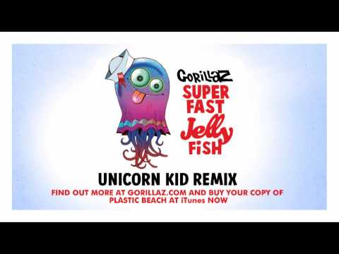 Superfast Jellyfish - Unicorn Kid Remix