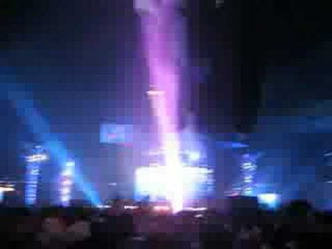dj tiesto - Unighted 5 juillet 2008