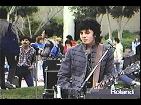Detente - Live at Santa Ana College 1985
