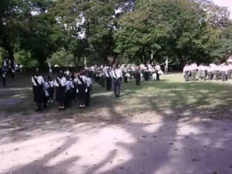 Barbados Pathfinder Band - Adventurer Song