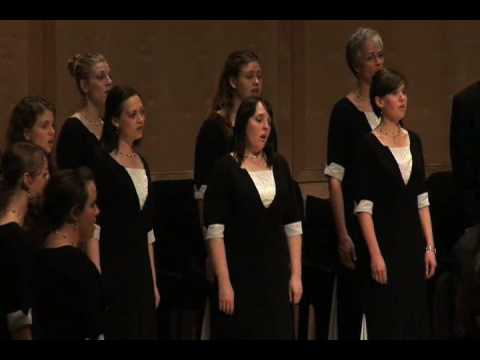 God So Loved the World - University of Utah Singers