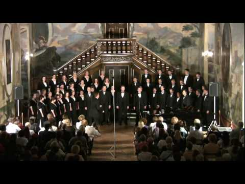 I`m Gonna Sing `Til the Spirit Moves in My Heart - University of Utah Singers