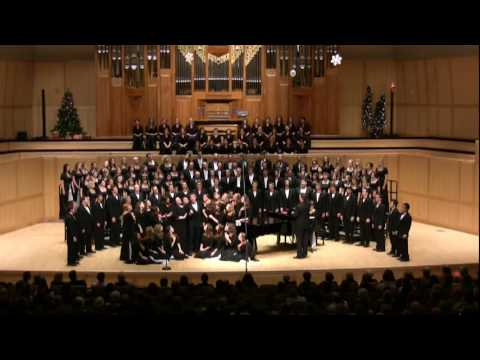 `Twas the Night Before Christmas - University of Utah Combined Choirs