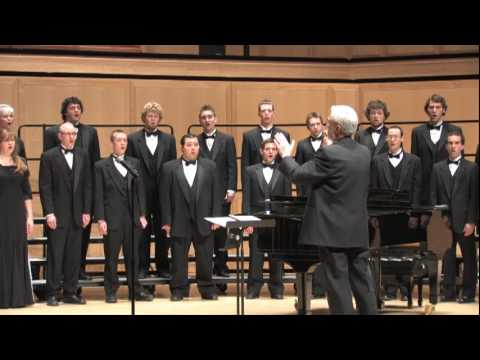 Ave Verum Corpus - University of Utah Singers